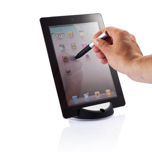 support tablette avec stylet chef objet publicitaire. Black Bedroom Furniture Sets. Home Design Ideas